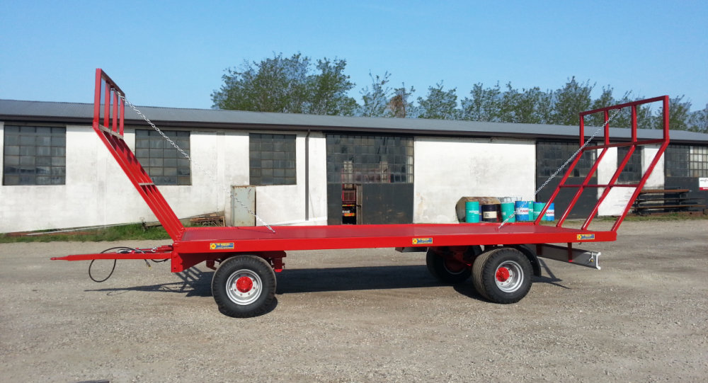 FLAT AND FIXED TRAILERS - F.LLI MERLINI